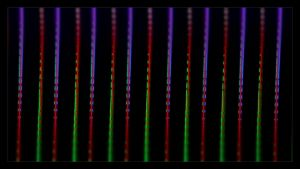 Analog LED Art 7876, but digital photography by 2-03