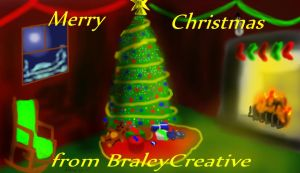 Merry Christmas from BraleyCreative by dhbraley
