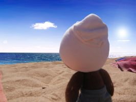 Peacefully Place for Sackboy by Stevefucx