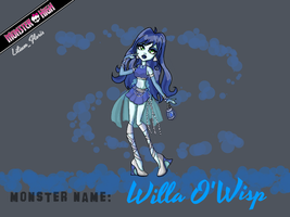 Willa O'Wisp *Re-Uploaded!* by LiliumFloris