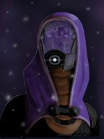 Winter Tali by spaceMAXmarine