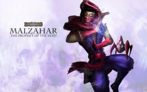 League of Legends - Malzahar by ULTRAZEALOt