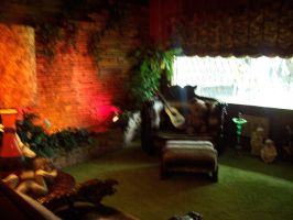 The Jungle Room by Tattednspitefull