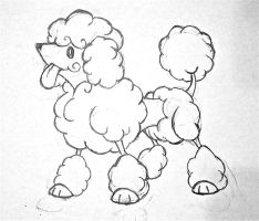 Project Fakemon: Laplolly by XXD17