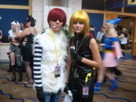 Metrocon 2010 - MattxMello by RenaRitsuChanlover