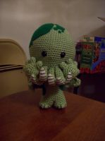 Cutethulhu by DarkWater9