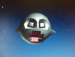 Its a Boo. click the pic, 3-d by StitchesX0