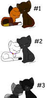 Cat Mates Breedables by biggywoot