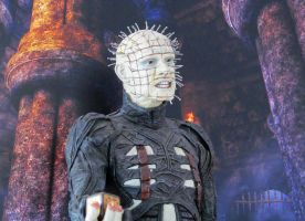 Pinhead by skullsdirect