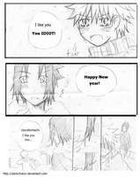 Happy New Year IDIOT... by darkchidori