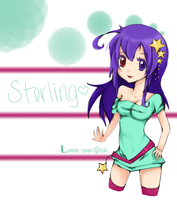 Sterling by Lunare-chan