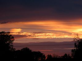 May 11th Sunset by Michies-Photographyy