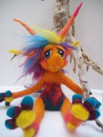 Firestar Goblin by Tanglewood-Thicket