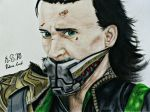 Loki by Victoria-Creed