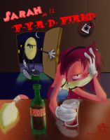 "Sarah Comic Cover ""FYRD"" by Atrox-C"