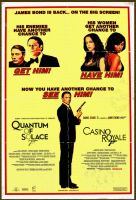 James Bond double feature by PaulBaack