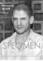 Wentworth Miller 2006 by BenaH by BenavolutionArt