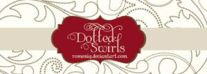 Dotted Swirls Brushes by Romenig