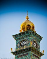 Najaf Al Ashraf - Imam Ali Shrine by kpanna