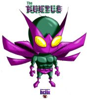HCLIX's  BEETLE by DeadDog2007