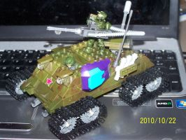 UNSC Bonaparte Incomplete1 by coonk9