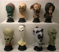 Super Sculpey collection by Braindeadlamb