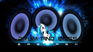 Vinyl Scratch Bass Wallpaper by IIThunderboltII