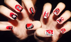 20 Nail Art by KariInlove