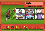 My Pokemon Omega Ruby Team since 12/23/2014 by 022288knarrow