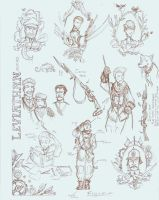 Of Darwinists and Clankers... by ComickerGirl