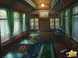 ERS Game Studios - Reality Show - Tram by deArcane