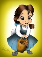 Little Belle by Daviskingdom