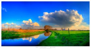 Brook in spring by gabba74