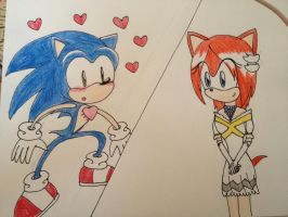 Request: Love at First Sight by IronBatMaiden91