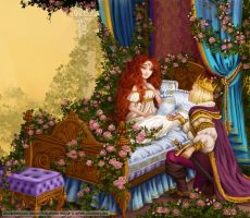 Sleeping Beauty3 by LiaSelina
