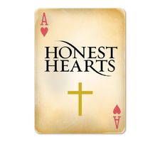 Honest Hearts Playing Card by Social-Iconoclast