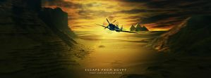 Escape From Egypt by Teddy-Cube