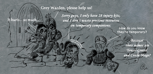 Dragon Age: In the Tower of Ishal by NorroenDyrd