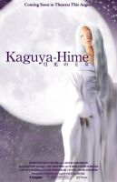 Kaguya-Hime Poster by Lady-Mage