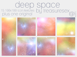 Deep Space 100x100 by treasuresex
