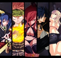 Fairy Tail Cover - Collab by themnaxs