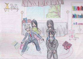 :AT: Humiliation Party! by RikaYoru
