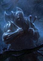 The Complete Chronicles of the Nameless Dwarf by kanartist