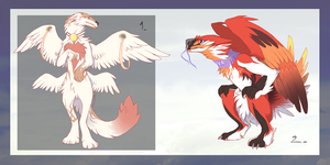 Avian Charmers Auction (Money) CLOSED by Tikruedopts