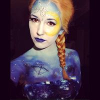 Artemis: Greek Goddess Series by captainsarasparrow