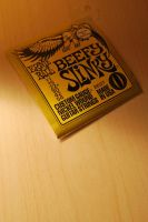 Ernie Ball Strings by MacTinus