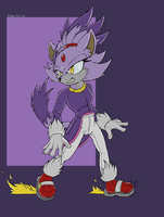 Blaze Color Test by MakTheHedge01