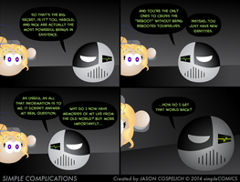 SC862 - Stereotype's Dilema by simpleCOMICS