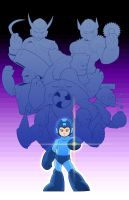 Megaman 2 - The Mystery of Dr. Wily by Paterack
