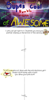 Super Cool Double Meme of AWESOME [BLANK] by maranaat